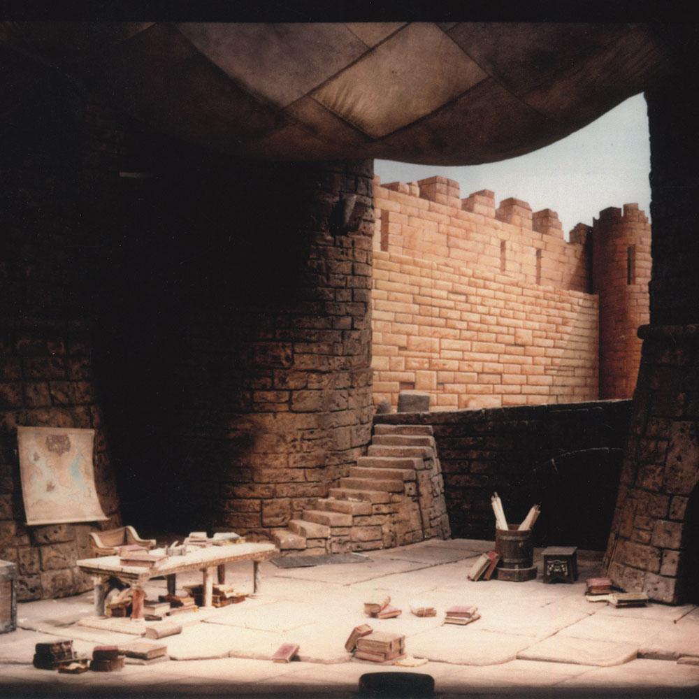 CORSO QUADRIMESTALE DI ALTA FORMAZIONE IN PROGETTAZIONE DI SCENOGRAFIA TEATRALE - Fondazione Franco Zeffirelli