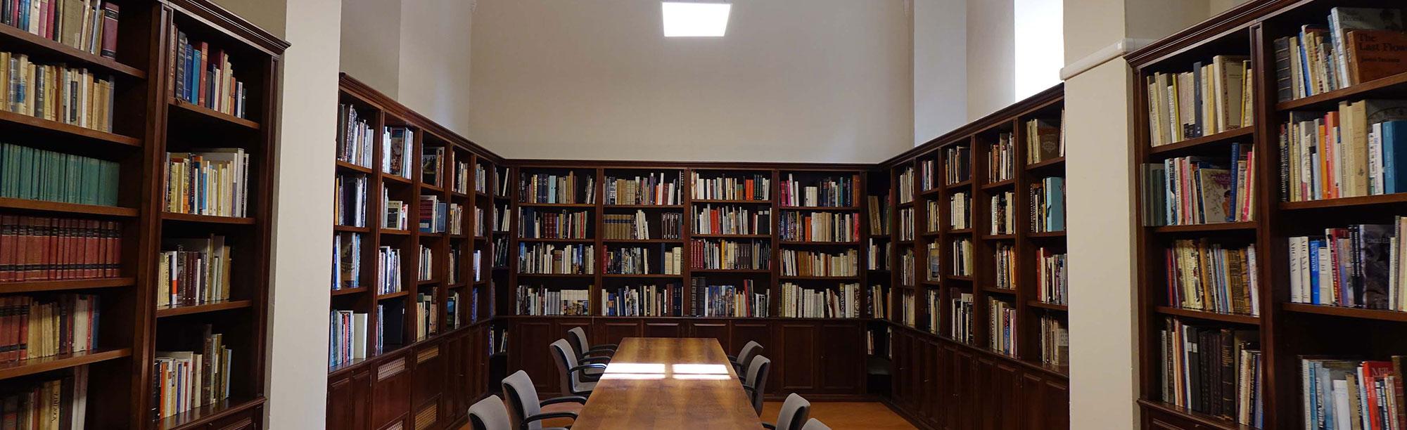 Biblioteca delle Arti dello Spettacolo Complesso di San Firenze
