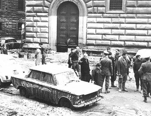 Zeffirelli per Firenze: l'alluvione del '66