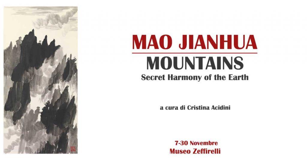 Mao Jianhua - Mountains. Secret Harmony of the Earth