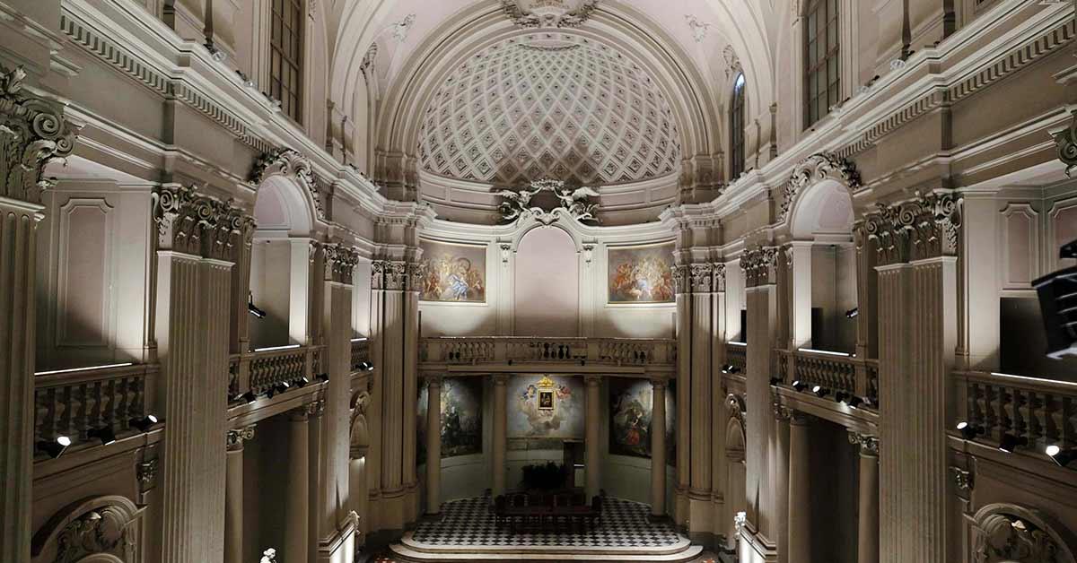Sala Musica Complesso di San Firenze Fondazione Zeffirelli Piazza San Firenze 5