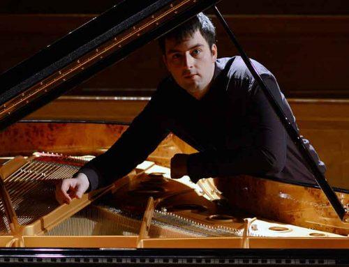 Yannick Van de Velde in recital