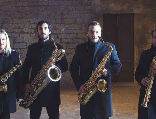 IL QUARTETTO CHERUBINI, Il virtuosismo dei sassofoni