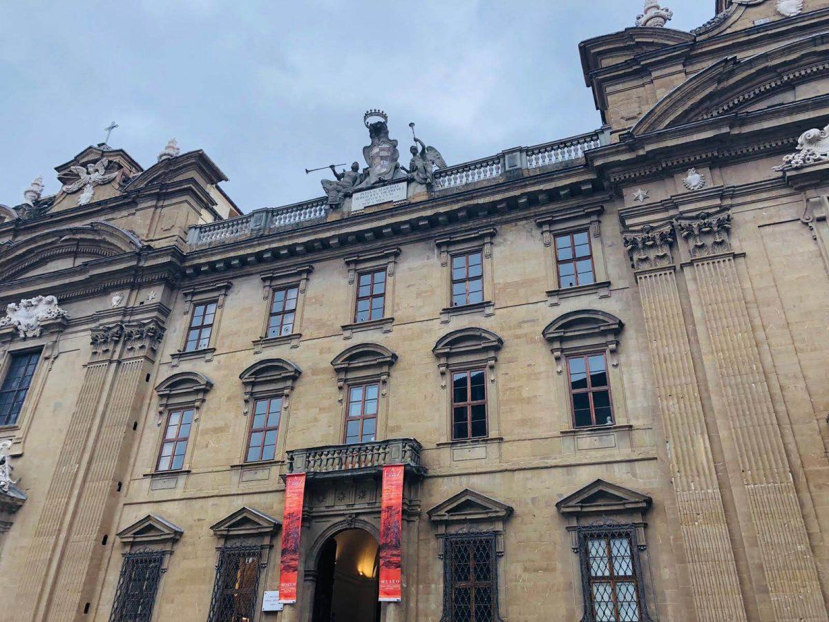 La Sede Complesso di San Firenze in piazza San Firenze 5