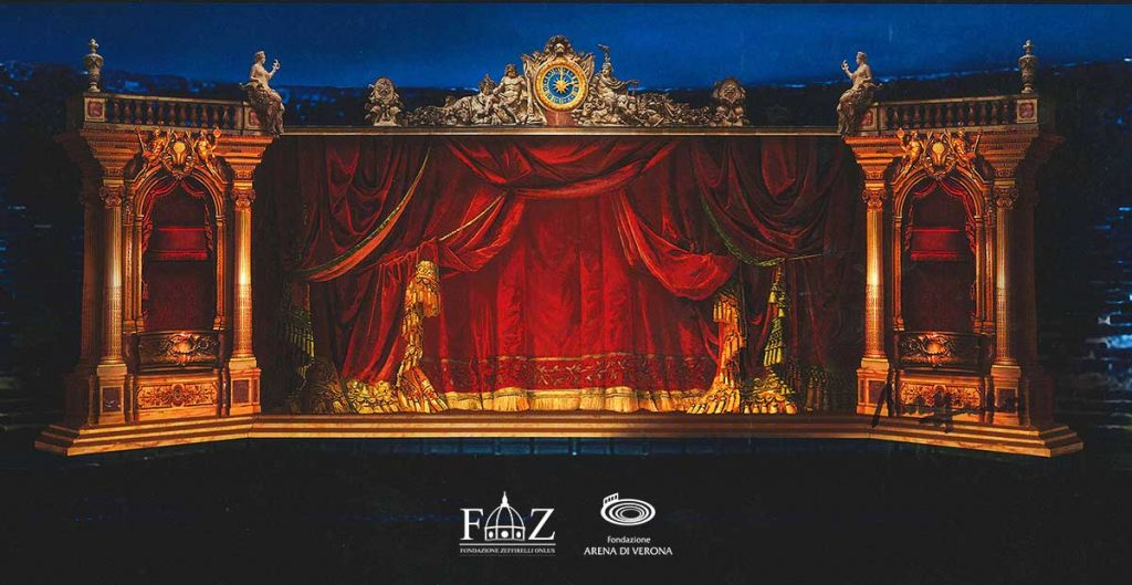 Zeffirelli, La Traviata e l'Arena di Verona