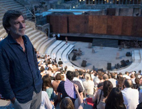 Lezione aperta al corso di Regia Teatrale e Interpretazione