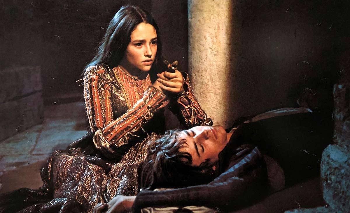 Franco Zeffirelli Collection Cinema Giulietta&Romeo