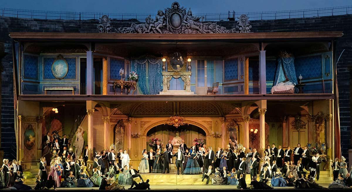 Opera in Music Arena di Verona