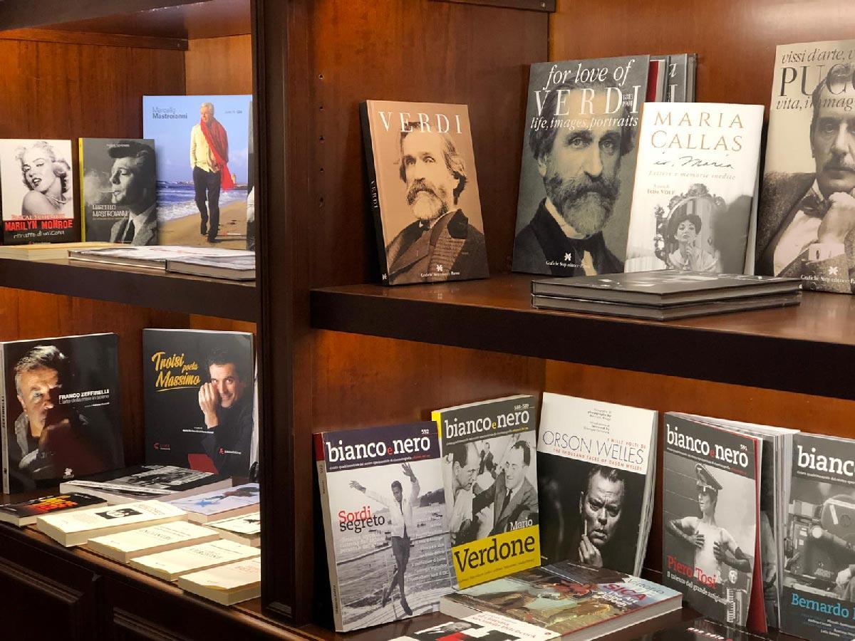 Bookshop Zeffirelli