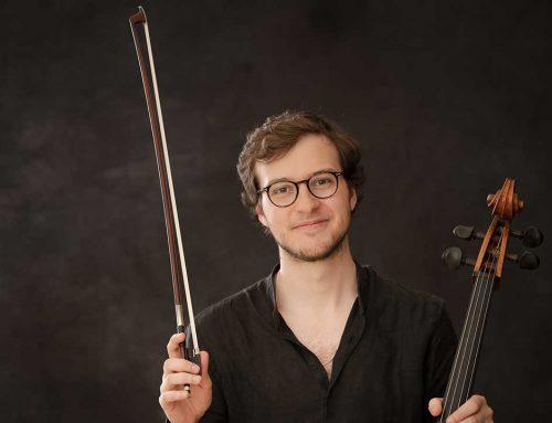 Da Bach a Reger, il violoncello di Pedro Gomes Silva
