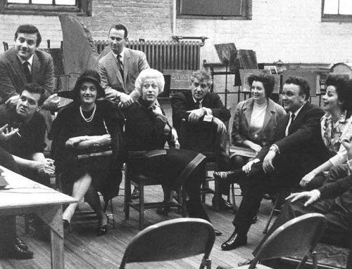 Dietro le Quinte: Zeffirelli, l'Opera e l'America