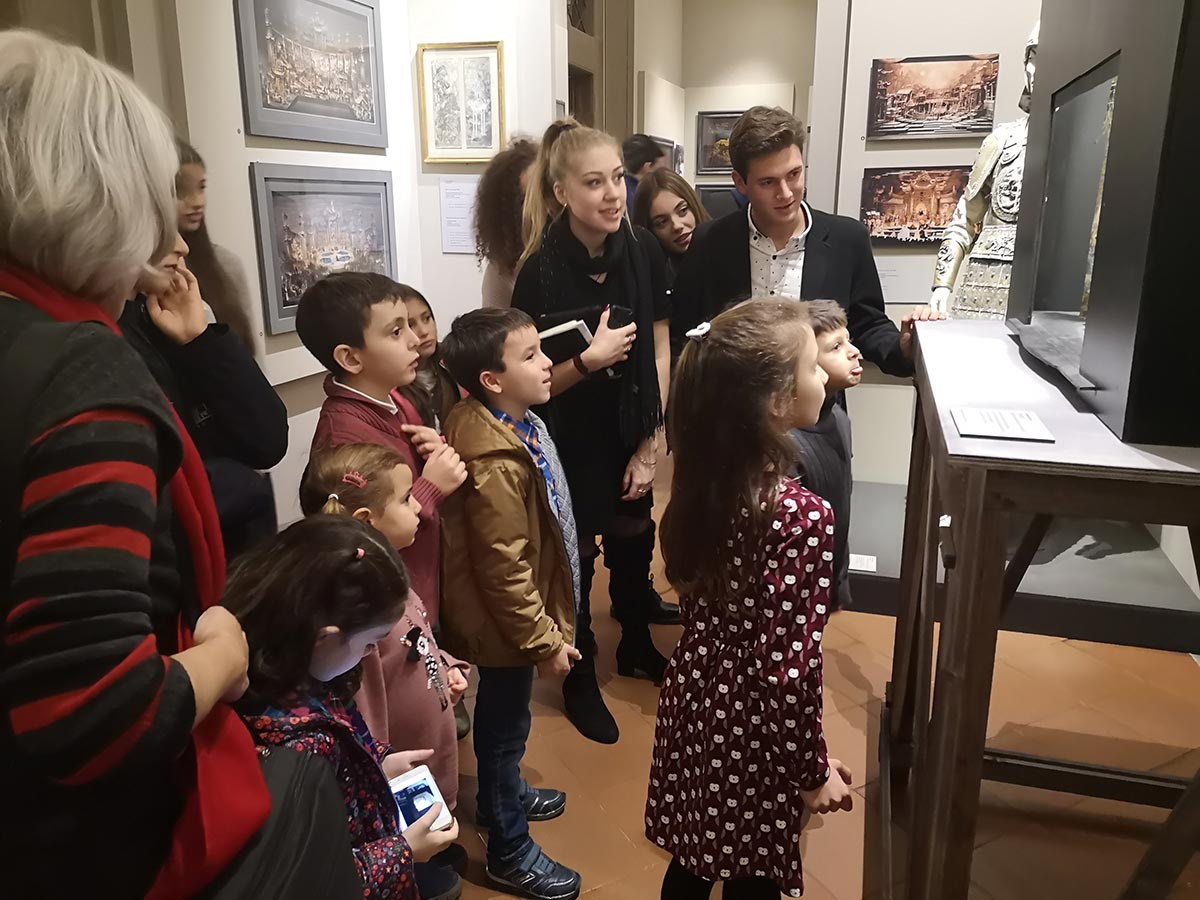 group visits - Guided tours for children