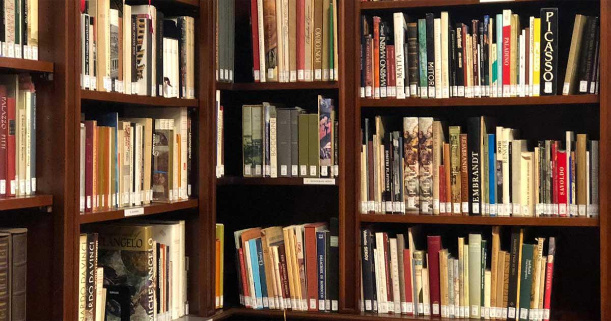 Biblioteca-delle-Arti-e-dello-Spettacolo-Fondazione Franco Zeffirelli