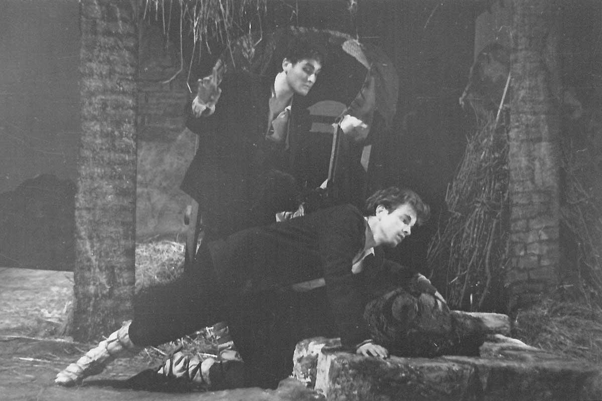 Zeffirelli e il '700 Livietta e Tracollo