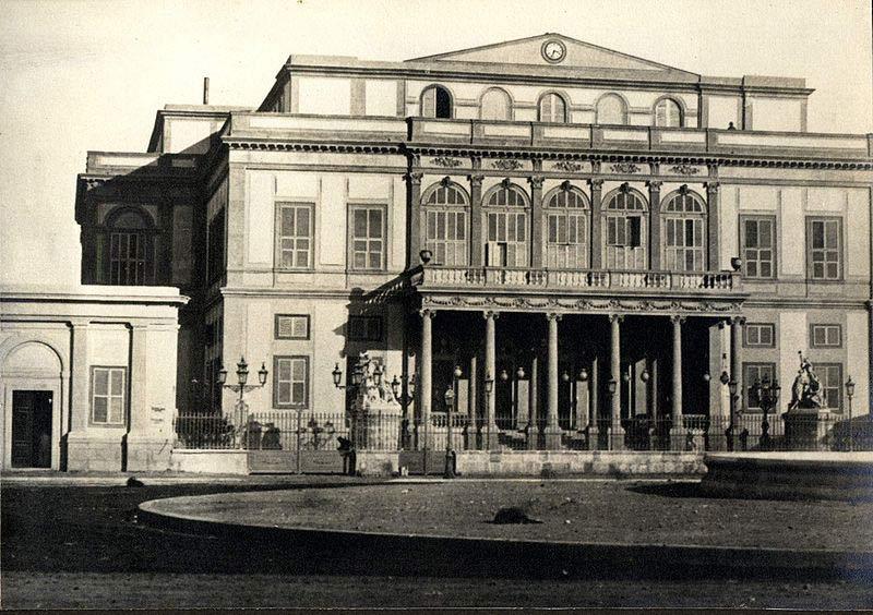 Teatro dell'Opera del Cairo - Aida di Verdi 1871