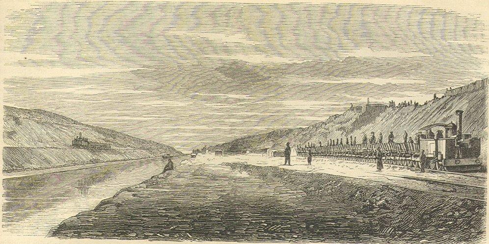 Canale di Suez Aida di Giuseppe Verdi