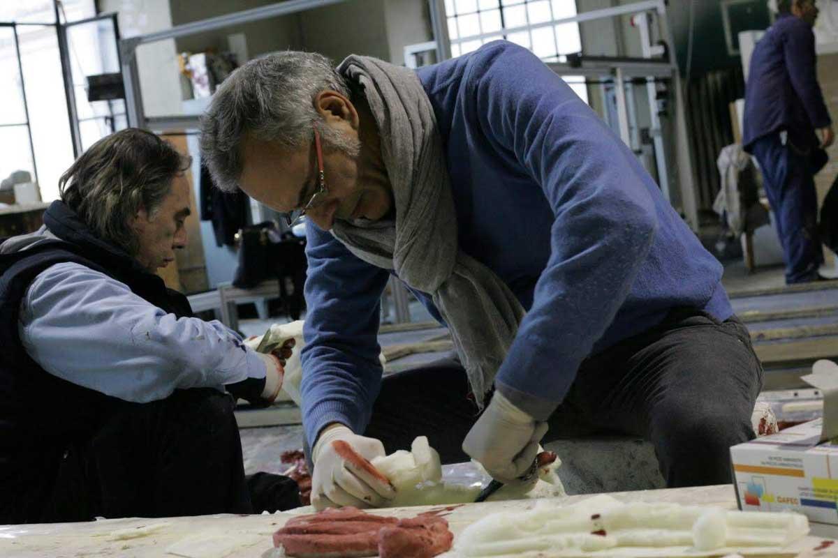 Carlo Centolavigna - Laboratori di scenografia teatrale - Fondazione Franco Zeffirelli - Firenze
