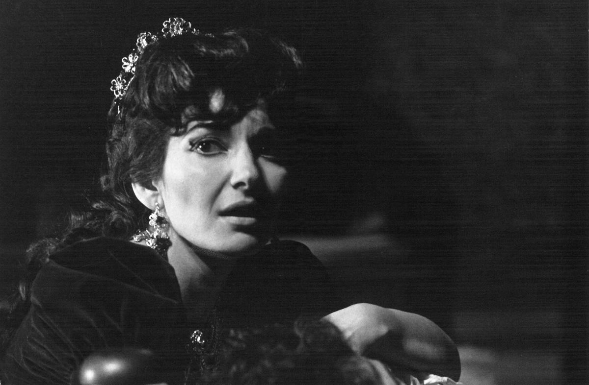 Maria Callas - Tosca, Londra1964