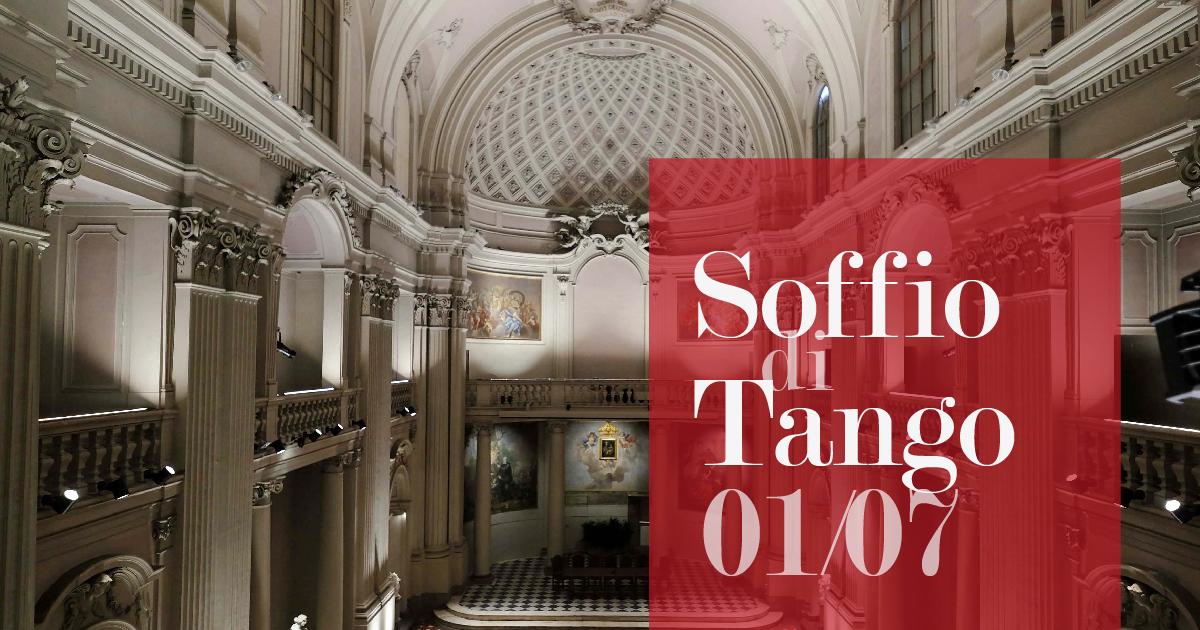 1 luglio Soffio di Tango