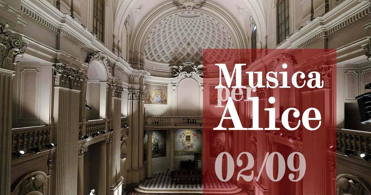 Concerto 2 settembre - Conservatorio Cherubini