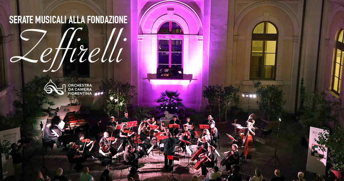 serate musicali alla fondazione zeffirelli lanzetta