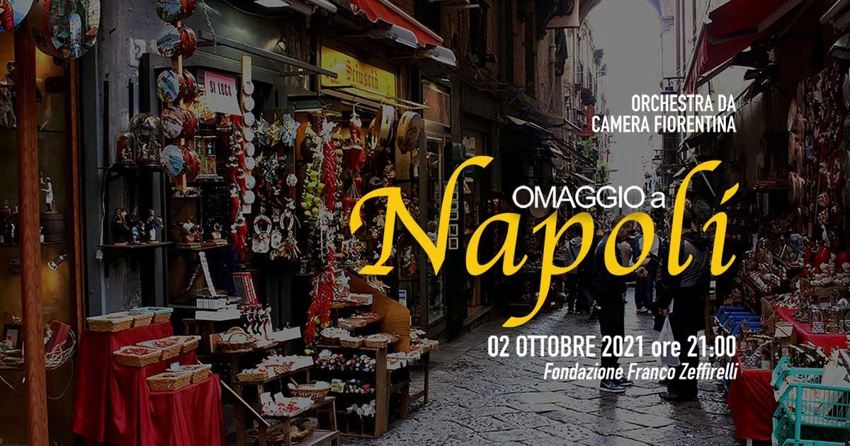 Omaggio a Napoli - Serate Musicali alla Fondazione